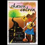 Shawn Colvin New Fillmore F216 Poster