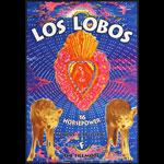 Los Lobos New Fillmore F224 Poster