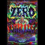 Zero New Fillmore F233 Poster