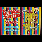 Butthole Surfers New Fillmore Poster F239