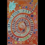 Midnight Oil With Patti Rothberg New Fillmore Poster F240