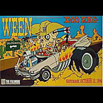 Ween New Fillmore F242 Poster