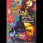 Funky Meters New Fillmore Poster F258
