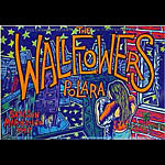 The Wallflowers New Fillmore Poster F262