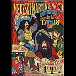 Medeski Martin & Wood New Fillmore Poster F265