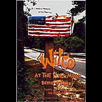 Wilco New Fillmore F271 Poster