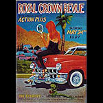 Royal Crown Revue New Fillmore F275 Poster