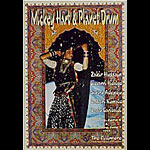 Mickey Hart And Planet Drum New Fillmore Poster F276