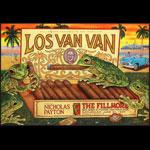 Los Van Van New Fillmore Poster F277