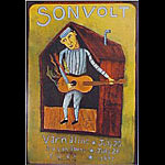 Son Volt New Fillmore Poster F280