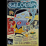 Soul Coughing New Fillmore F283 Poster