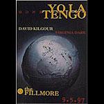 Yo La Tengo New Fillmore F287 Poster