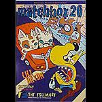 Matchbox 20 (Twenty) New Fillmore F297 Poster