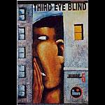 Third Eye Blind New Fillmore F300 Poster