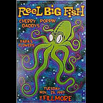 Reel Big Fish New Fillmore Poster F303