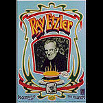 Commemorative Poster For Ray Etzler Celebrating His 30 Years With Bill Graham Presents New Fillmore Poster F309