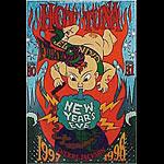 Hot Tuna New Fillmore Poster F311