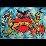 Steve Earle And The Dukes New Fillmore Poster F319