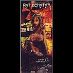 Pat Benatar New Fillmore Poster F320