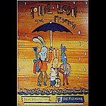 Phil Lesh And Friends New Fillmore F321 Poster