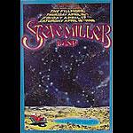 The Steve Miller Band  1998 Fillmore F323 Poster