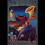 Big Bad Voodoo Daddy New Fillmore Poster F329