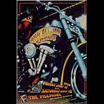 Gregg Allman And Friends New Fillmore Poster F334