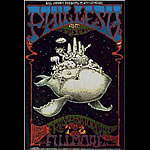 Phil Lesh And Friends New Fillmore Poster F337