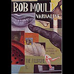 Bob Mould New Fillmore Poster F344