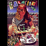 Galactic New Fillmore F348 Poster