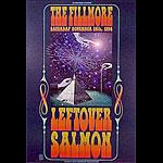 Leftover Salmon New Fillmore F351 Poster