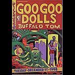 Goo Goo Dolls New Fillmore F352 Poster