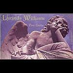Lucinda Williams New Fillmore Poster F365