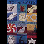 Tommy Castro New Fillmore F366 Poster