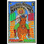 Incredibly Strange Wrestling New Fillmore F372 Poster