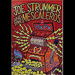 Joe Strummer & The Mescaleros New Fillmore F377 Poster