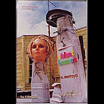 The Violent Femmes New Fillmore F381 Poster