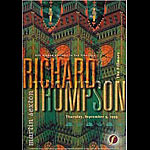 Richard Thompson New Fillmore F382 Poster