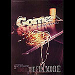 Gomez New Fillmore F385 Poster