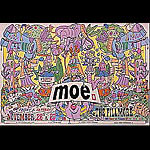 Moe. New Fillmore F394 Poster