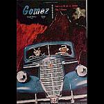 Gomez New Fillmore F397 Poster