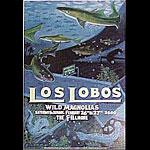 Los Lobos New Fillmore F398 Poster