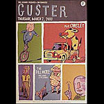 Guster New Fillmore F399 Poster