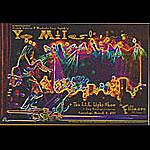 Henry Kaiser,... Yo Miles New Fillmore Poster F400