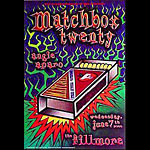 Matchbox Twenty New Fillmore Poster F405