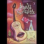 Alanis Morissette New Fillmore F408 Poster