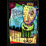 The Brian Setzer Orchestra New Fillmore F410 Poster