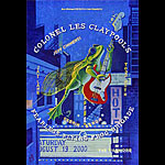 Colonel Les Claypool's Fearless Flying Frog Brigade New Fillmore Poster F413