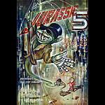Jurassic 5 New Fillmore Poster F418