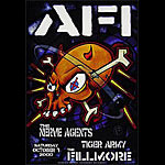 AFI New Fillmore Poster F423